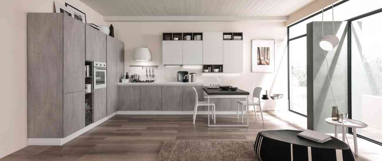 Zen Kitchen  Mobilturi  Gruppo Inventa Furniture Malta