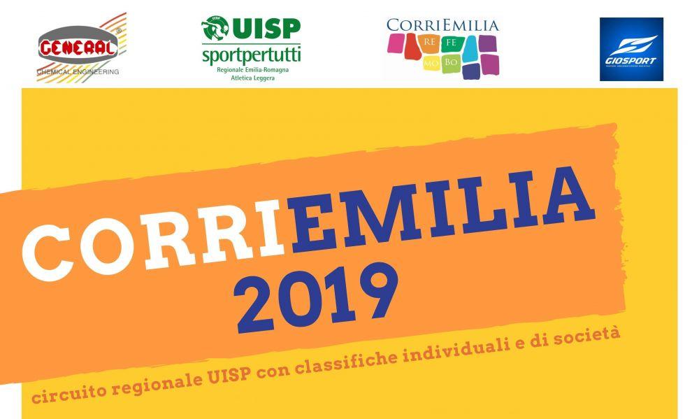 Parte la Corri Emilia 2019