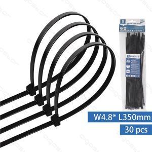 Brida Nylon 66 4.8*350mm Negre
