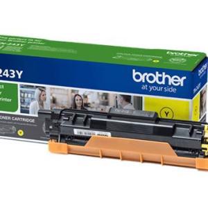 Brother TN243 Amarillo Cartucho de Toner Original - TN243Y