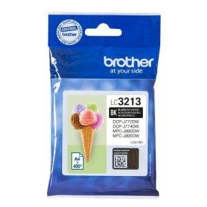 Brother LC3213 Negro Cartucho de Tinta Original - LC3213BK