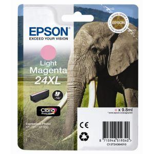 Epson T2436 (24XL) Magenta Light Cartucho de Tinta Original - C13T24364012