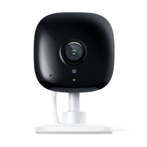 TP-Link Camara para Interiores Kasa Spot - Gran Angular - Vision Nocturna - 2 Vias de Audio