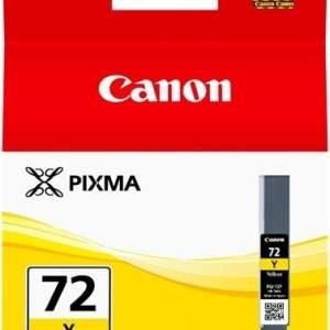 Canon PGI72 Amarillo Cartucho de Tinta Original - 6406B001