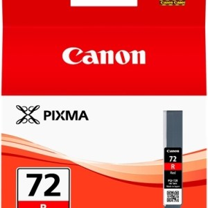 Canon PGI72 Rojo Cartucho de Tinta Original - 6410B001