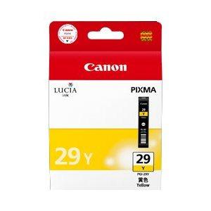 Canon PGI29 Amarillo Cartucho de Tinta Original - 4875B001