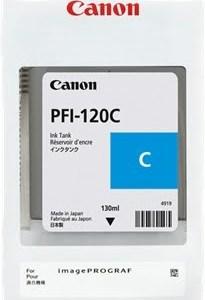 Canon PFI120 Cyan Cartucho de Tinta Original - 2886C001