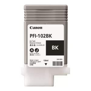 Canon PFI102 Negro Cartucho de Tinta Original - 0895B001
