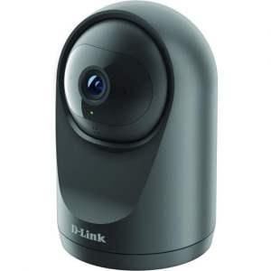 D-Link Camara IP Motorizada Full HD 1080p WiFi - Microfono Incorporado - Vision Nocturna - Angulo de Vision 100° - Deteccion de Movimiento - Para Interior