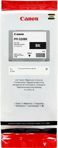 Canon PFI320 Negro Cartucho de Tinta Original - 2890C001