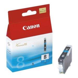 Canon CLI8 Cyan Cartucho de Tinta Original - 0621B001
