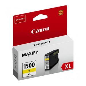 Canon PGI1500XL Amarillo Cartucho de Tinta Original - 9195B001