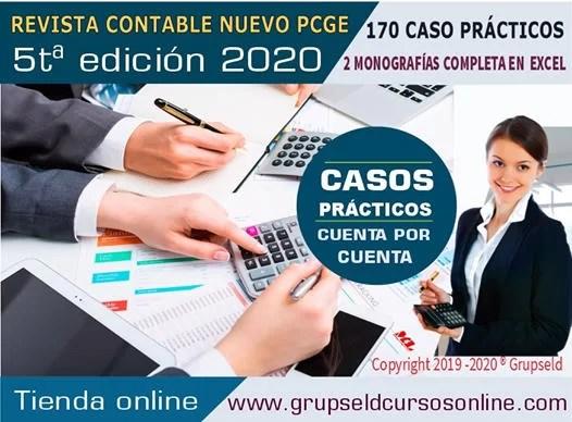 REVISTA CONTA NUEVO PCGE 2020
