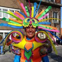 Carnaval in Lockdown : Saskia Rossie