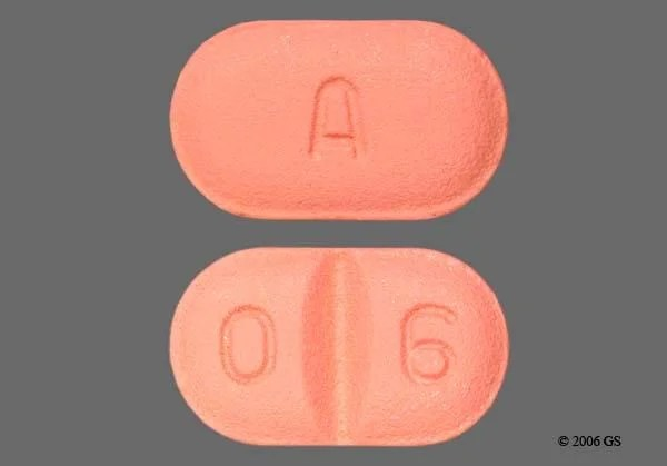 Pink Oblong With Imprint 06 Pill Images - GoodRx