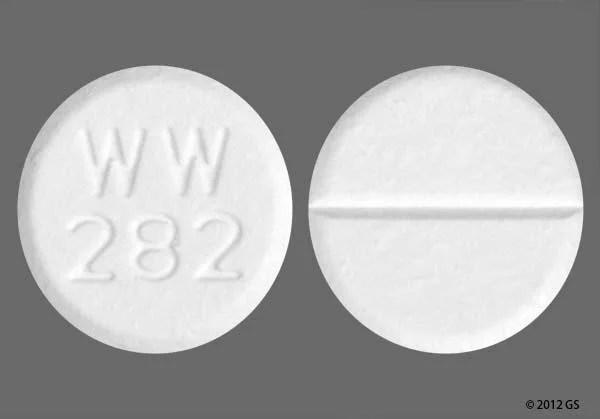 Imprint 282 Pill Images - GoodRx