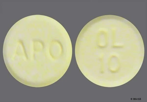 Yellow With Imprint Apo Pill Images - GoodRx