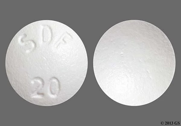 Imprint Sdf 20 Pill Images - GoodRx