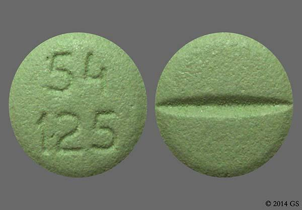 Green Round Pill Images - GoodRx