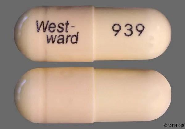 Imprint West-Ward 939 Pill Images - GoodRx
