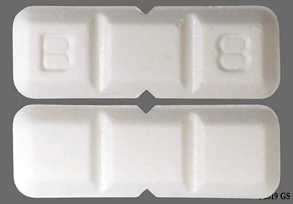 White Rectangular Pill Images - GoodRx
