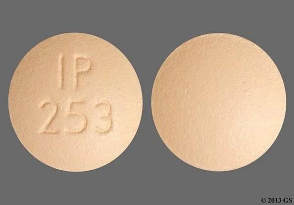 Imprint Ip 253 Pill Images - GoodRx