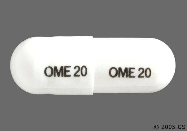 Imprint Ome 20 Ome 20 Pill Images - GoodRx