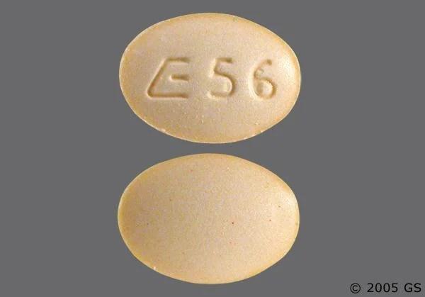 Imprint E 56 Pill Images - GoodRx