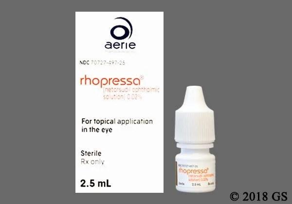 What is Rhopressa? - GoodRx