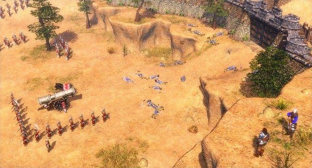 Age of Empires III GAME MOD Improvement Mod v.3.1 - download   gamepressure.com