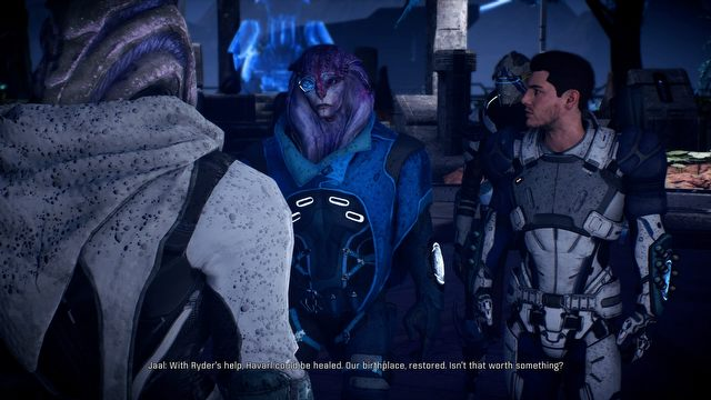 Recenzja gry Mass Effect: Andromeda – znajoma wyjazd w nieznane - ilustracja #3