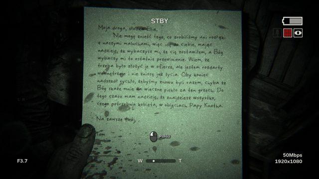 Omówienie gry Outlast 2 – w istocie po prawdzie straszna awantura przypowieść historia dzieje - egzemplifikacja #3