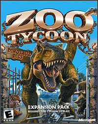 Zoo Tycoon Dinosaur Digs  PC  gamepressurecom