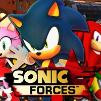 Game Sonic Forces (PC) Cover