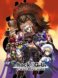 Game .hack//G.U. Last Recode (PC) Cover