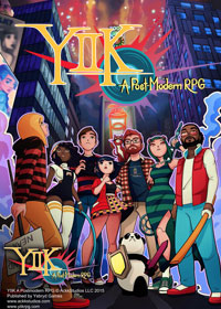 Game YIIK: A Post-Modern RPG (PC) Cover