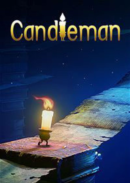 Game Candleman (XONE) Cover