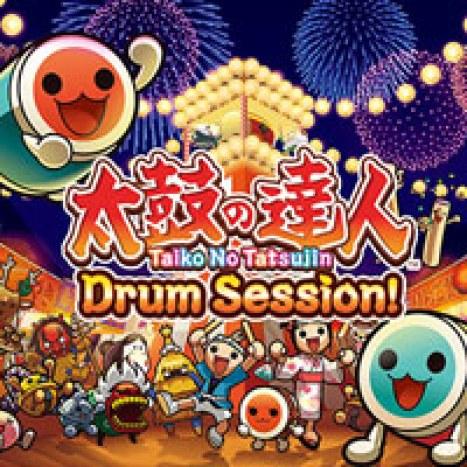 Game Taiko no Tatsujin: Drum Session! (PS4) Cover