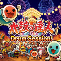 Game Taiko no Tatsujin: Drum Session! (PS4) Cover