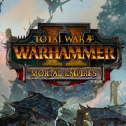 Game Total War: Warhammer - Mortal Empires (PC) Cover