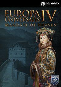 Europa Universalis IV: Mandate of Heaven DLC