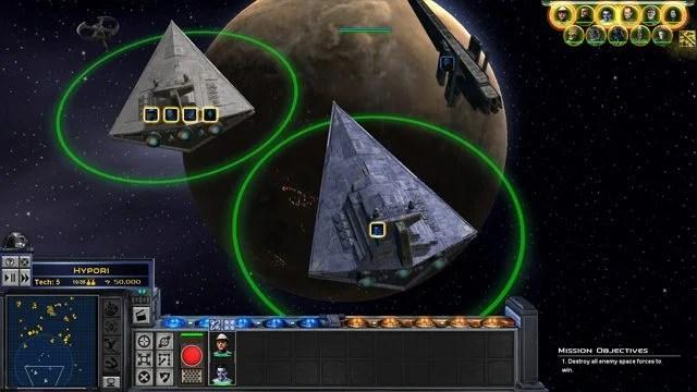 Resultado de imagen de Star Wars: Empire at War