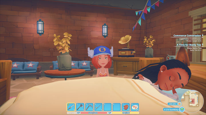 wallpapers Flower Carpet Portia my time at portia game mod always open