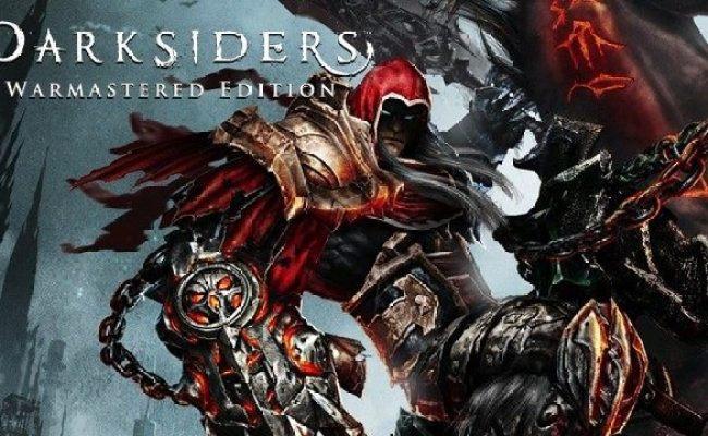 Darksiders Warmastered Edition Game Trainer V1 0 U3 9