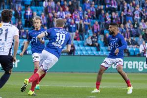 Valerenga-Stabak 1-1 Eliteserien 2016-10