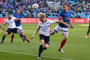Valerenga-Stabak 1-1 Eliteserien 2016-17