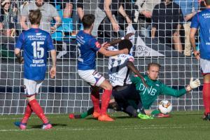 Valerenga-Stabak 1-1 Eliteserien 2016-23