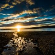 Wemyss Bay Sunset