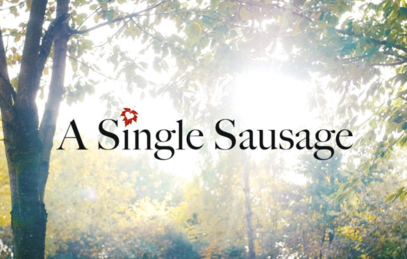 Our Work A Single Sausage Gryffe Studios