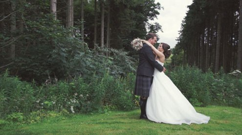 Cutherland House Wedding